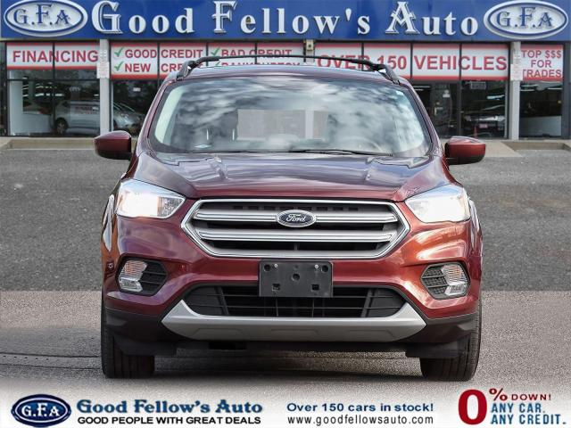2018 Ford Escape SE MODEL, REARVIEW CAMERA, HEATED SEATS,POWER SEAT Photo2