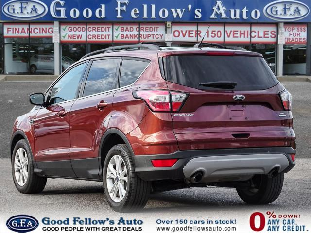 2018 Ford Escape SE MODEL, REARVIEW CAMERA, HEATED SEATS,POWER SEAT Photo5