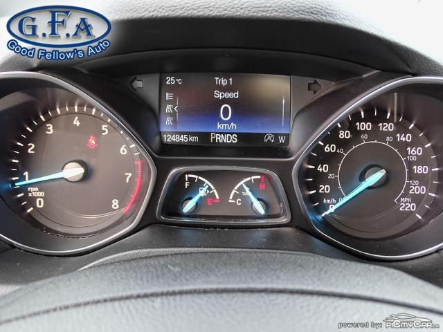 2018 Ford Escape SE MODEL, REARVIEW CAMERA, HEATED SEATS,POWER SEAT Photo16