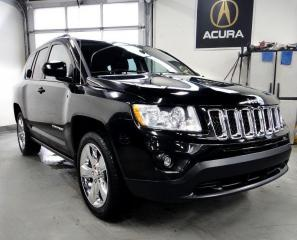 Used 2011 Jeep Compass LIMITED EDITION,4WD,ONE OWNER,NO ACCIDENT.LOW KM for sale in North York, ON
