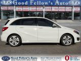 2018 Mercedes-Benz B250 4MATIC, PAN ROOF, LEATHER SEATS, REARVIEW CAMERA Photo25
