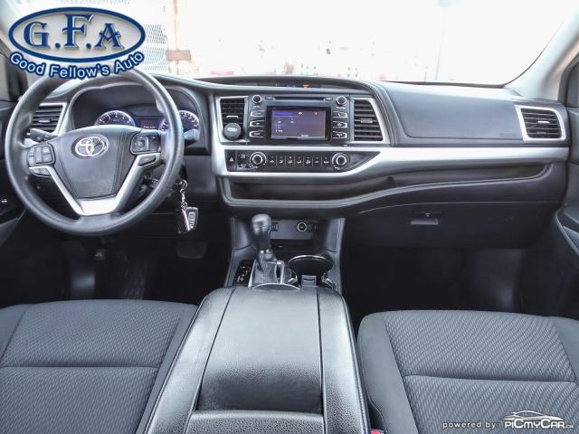 2016 Toyota Highlander LE MODEL, 8 PASSENGER, REARVIEW CAMERA, BLUETOOTH Photo11