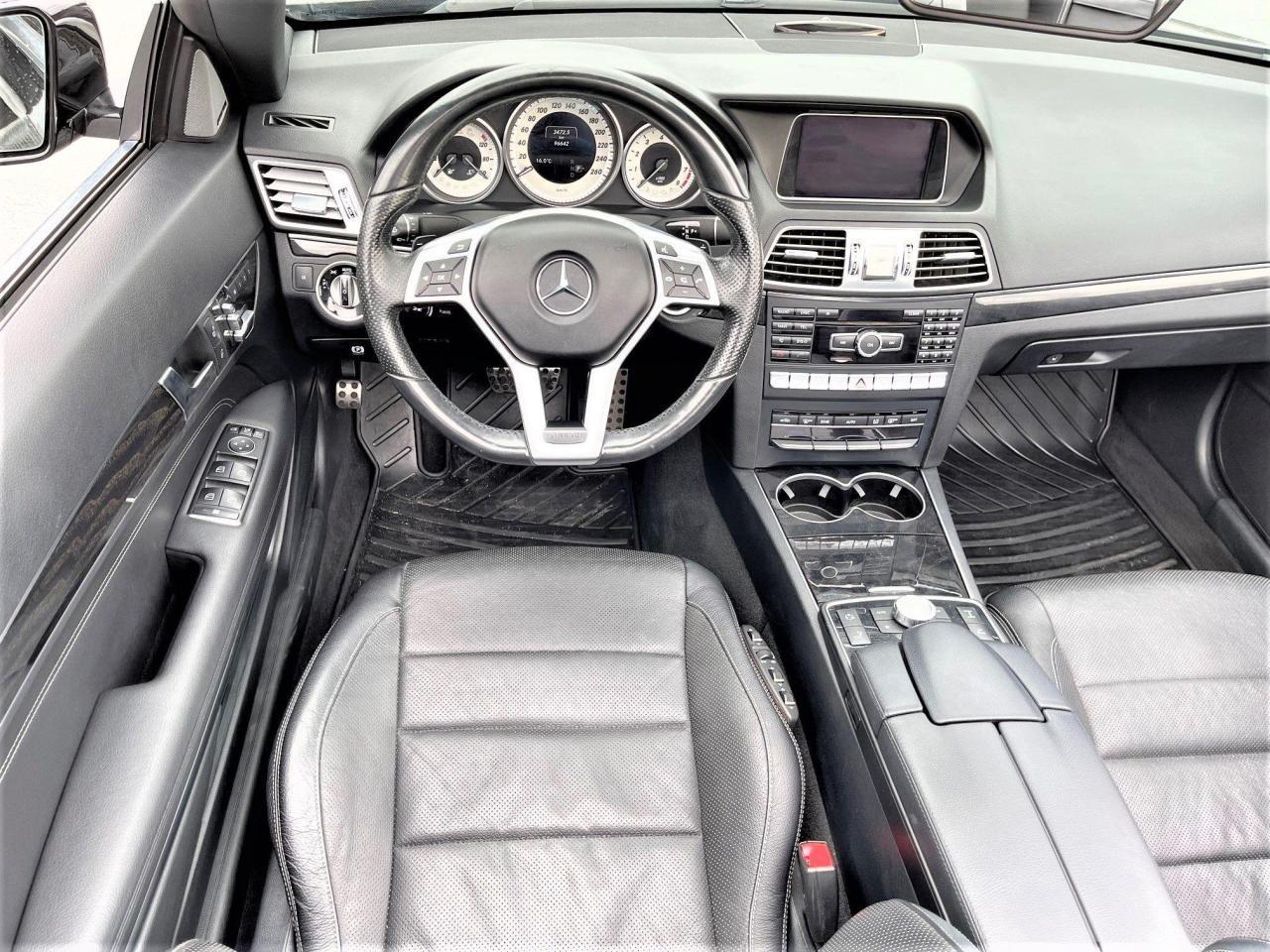 2015 Mercedes-Benz E400 4MATIC