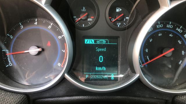 2013 Chevrolet Cruze LT MODEL, 1.4L TURBO 4CYL, BLUETOOTH Photo8