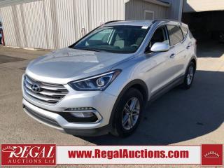 Used 2018 Hyundai SANTA FE SPORT BASE 4D UTILITY AWD 2.4L for sale in Calgary, AB