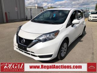 Used 2018 Nissan Versa Note SV 4D Hatchback 1.6L for sale in Calgary, AB