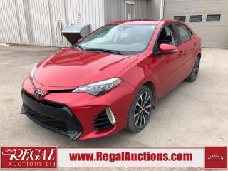 Used 2017 Toyota COROLLA SE 4D SEDAN AT 1.8L for sale in Calgary, AB