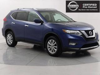 Used 2017 Nissan Rogue SV Moonroof AWD, Bluetooth, Heated seats, Back up camera for sale in Winnipeg, MB