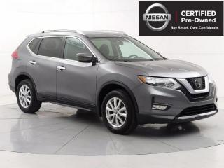 Used 2017 Nissan Rogue SV AWD, Bluetooth, Back up camera, Remote Start for sale in Winnipeg, MB