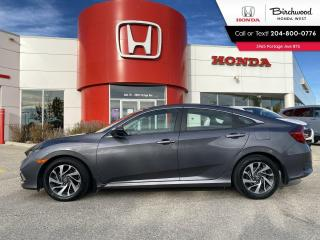 Used 2019 Honda Civic EX Heated Seats - Bluetooth - Back-Up Cam - Apple CarPlay - Android Auto for sale in Winnipeg, MB