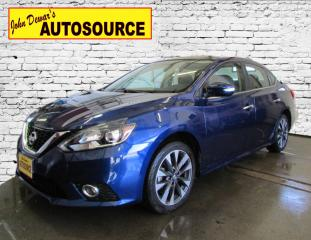 Used 2018 Nissan Sentra SR Turbo for sale in Peterborough, ON