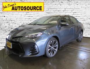 Used 2017 Toyota Corolla SE for sale in Peterborough, ON