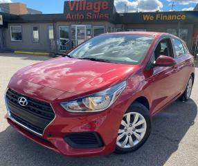 Used 2020 Hyundai Accent Essential w/Comfort Package BLUETOOTH, BACKUP CAMERA, FWD, USB/AUX, PLUSH INTERIOR for sale in Saskatoon, SK