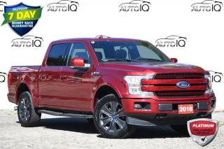Used 2018 Ford F-150 Lariat 502A | PANORAMIC ROOF | SPORT PKG | HEATED WHEEL for sale in Kitchener, ON