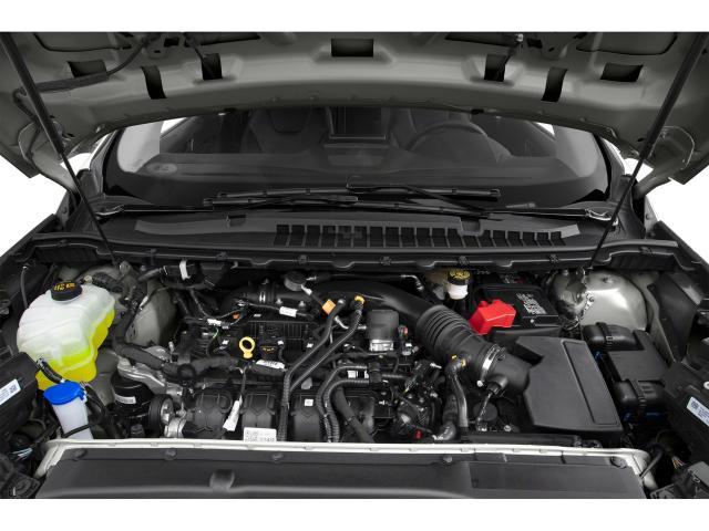 2021 Ford Edge -titanium