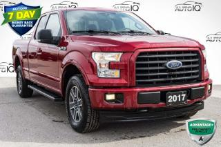 Used 2017 Ford F-150 XLT CLEAN LOCAL TRADE for sale in Innisfil, ON