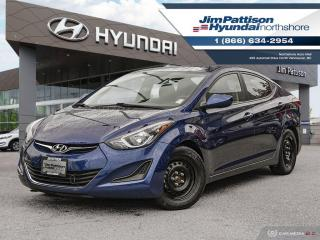 Used 2016 Hyundai Elantra SE for sale in North Vancouver, BC
