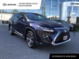 Used 2018 Lexus RX 350 L 8A / 7 Passenger RX350L / Local / One Owner for sale in North Vancouver, BC