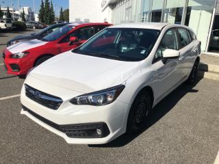 New 2022 Subaru Impreza CONVENIENCE for sale in North Vancouver, BC