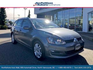 Used 2016 Volkswagen Golf 1.8 TSI Highline for sale in North Vancouver, BC