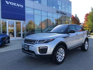 Used 2018 Land Rover Evoque SE for sale in Surrey, BC