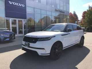 Used 2018 Land Rover Range Rover Velar P380 S - Supercharged V6 380 HP!!! for sale in Surrey, BC