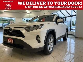 Used 2020 Toyota RAV4 XLE FWD for sale in Mississauga, ON