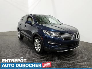 Used 2017 Lincoln MKC TURBO AWD Cuir - Toit panoramique - Navigation for sale in Laval, QC