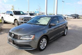 Used 2017 Volkswagen Jetta Sedan 1.4L Wolfsburg Edition for sale in Whitby, ON