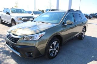Used 2020 Subaru Outback 2.5I LIMITED for sale in Whitby, ON