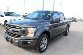 Used 2018 Ford F-150 5.0 V8 XLT for sale in Whitby, ON
