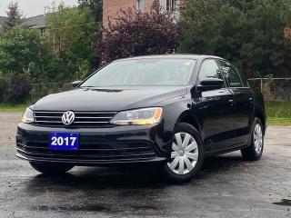 Used 2017 Volkswagen Jetta Sedan TRENDLINE+ | BLUETOOTH | HEATED SEATS for sale in Waterloo, ON
