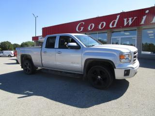 Used 2015 GMC Sierra 1500 DOUBLE CAB! 4X4! for sale in Aylmer, ON