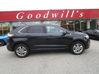 Used 2015 Ford Edge AWD! REMOTE START! DECENT MILEAGE! for sale in Aylmer, ON