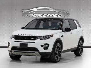 Used 2017 Land Rover Discovery Sport AWD LUXURY HSE. NAV. PANO.CAM. DRIVER ASSIST. LOADED! for sale in Concord, ON