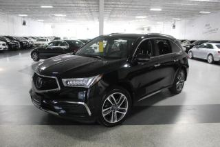 Used 2017 Acura MDX SH NO ACCIDENTS I NAVIGATION I LEATHER I SUNROOF I REAR CAM for sale in Mississauga, ON