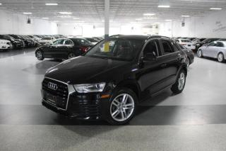 Used 2018 Audi Q3 QUATTRO NO ACCIDENTS I NAVIGATION I LEATHER I PANOROOF I BT for sale in Mississauga, ON