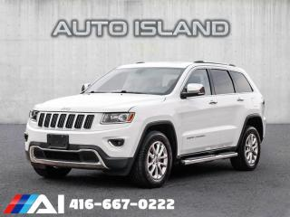 Used 2014 Jeep Grand Cherokee LIMITED**4X4**LEATHER**SUNROOF for sale in North York, ON