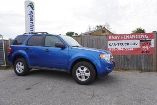 Used 2012 Ford Escape XLT Very clean,V6,power equipment...Fully certified for sale in Brantford, ON