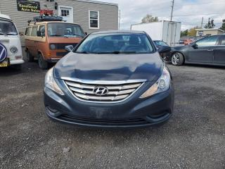 Used 2012 Hyundai Sonata GLS Manual for sale in Stittsville, ON