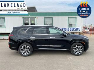 New 2022 Hyundai PALISADE Ultimate Calligraphy  -  Cooled Seats - $352 B/W for sale in Prince Albert, SK