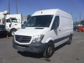 Used 2014 Mercedes-Benz Sprinter 2500 High Roof 144-inch Wheelbase Cargo Van for sale in Burnaby, BC