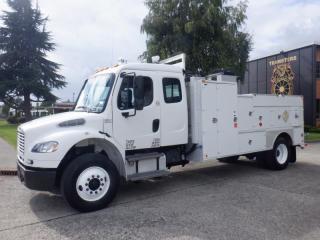 Used 2008 Freightliner M2106 Service Truck Diesel Air Brakes for sale in Burnaby, BC