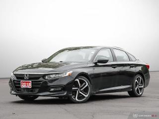 Used 2018 Honda Accord Sedan Sport for sale in Ottawa, ON