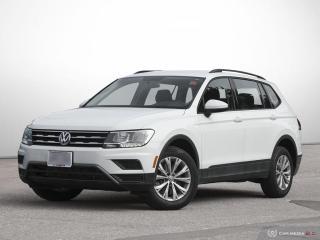 Used 2020 Volkswagen Tiguan Trendline for sale in Ottawa, ON