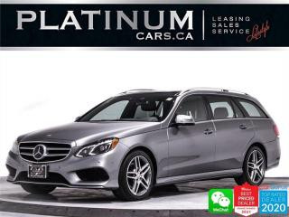 Used 2015 Mercedes-Benz E-Class E400 4MATIC, 329HP, 360CAM, DISTRONIC PLUS for sale in Toronto, ON