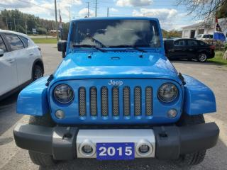 Used 2015 Jeep Wrangler Unlimited