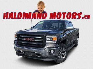 Used 2015 GMC Sierra 1500 All Terrain Crew 4WD for sale in Cayuga, ON