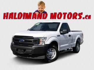 Used 2020 Ford F-150 XL REG CAB 2WD for sale in Cayuga, ON