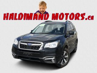 Used 2017 Subaru Forester TOURING AWD for sale in Cayuga, ON